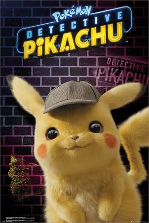 Pikachu Detective - Pokemon Pikachu