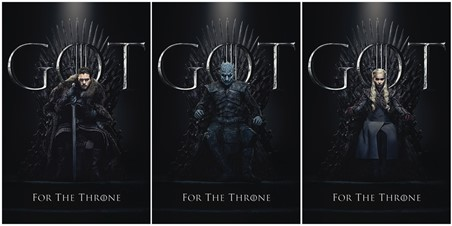 For The Throne - Game Of Thrones