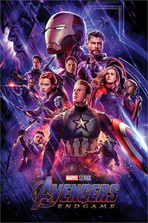 Journey's End - The Avengers: Endgame
