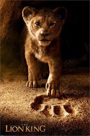 Future King - The Lion King Movie