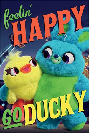Happy-Go-Ducky - Toy Story 4