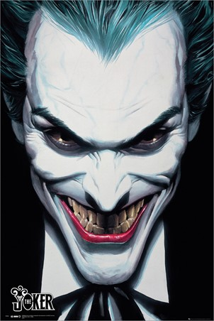 DC Comics Joker - Alex Ross