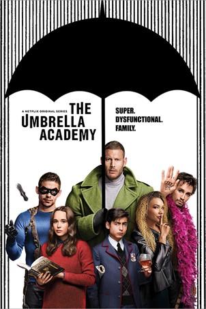 Super Dysfunctional Family - The Umbrella Academy
