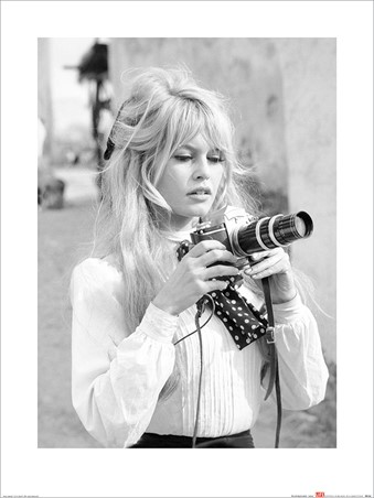 Brigitte Bardot - Camera - Time Life