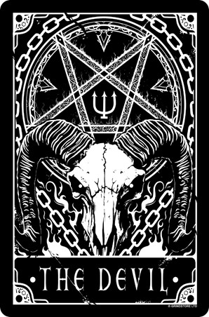 The Devil - Deadly Tarot