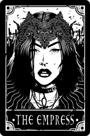 The Empress - Deadly Tarot