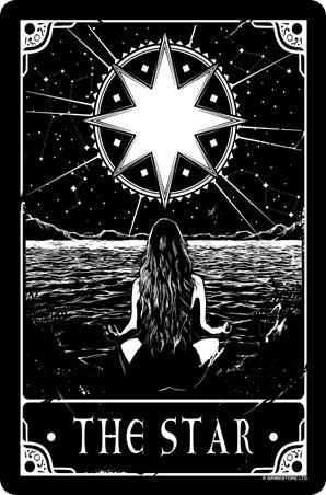 The Star - Deadly Tarot