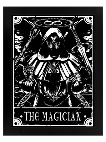The Magician - Deadly Tarot