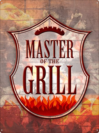 Master Of The Grill - Ultimate Title