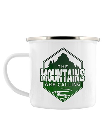 The Mountains Are Calling - Take A Hike
