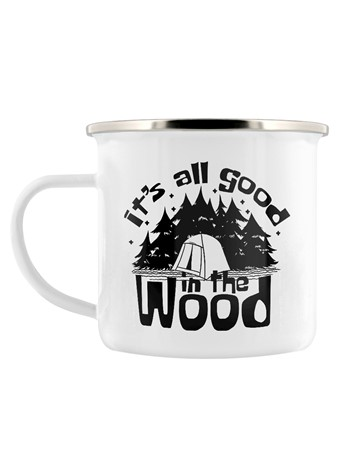 It's All Good In The Wood - Campfire Cuppa