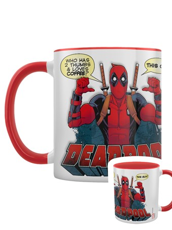 2 Thumbs - Deadpool