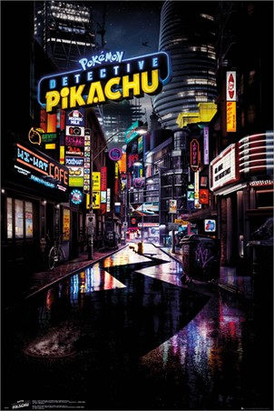 Teaser - Detective Pikachu