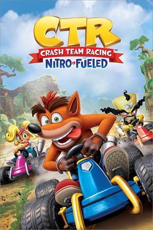 Nitro-Fueled - Crash Team Racing