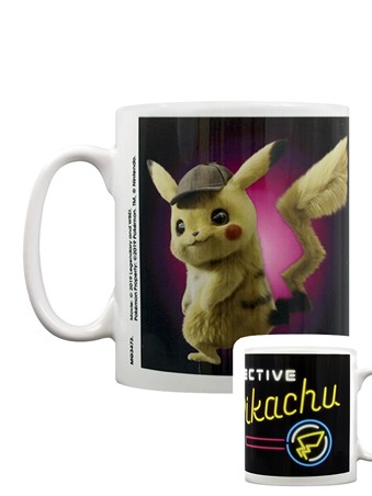 A Neon Clue! - Detective Pikachu