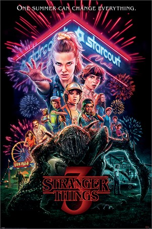 Summer of 85, Stranger Things