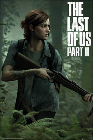 Ellie - The Last of Us 2