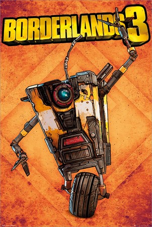 Claptrap - Borderlands 3