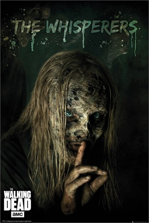 The Whisperers - The Walking Dead