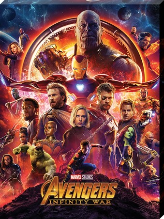 The Ultimate Montage! - Avengers: Infinity War