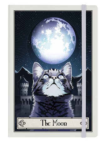 The Moon - Deadly Tarot Felis