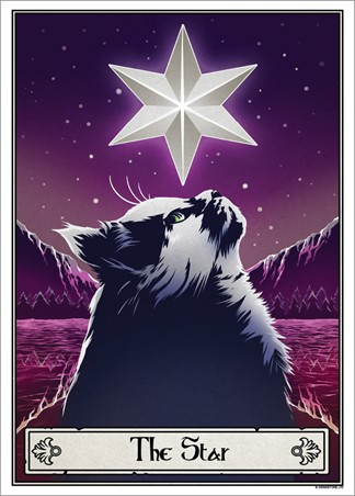 The Star - Deadly Tarot Felis