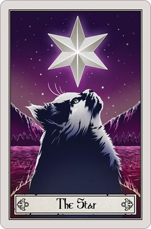 Deadly Tarot Felis - The Star