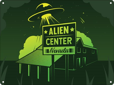 Space Shack - Alien Center