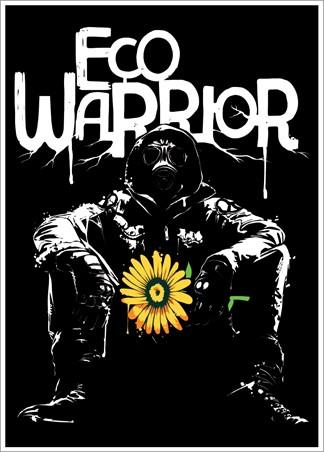 Eco Warrior - Extinction Rebellion