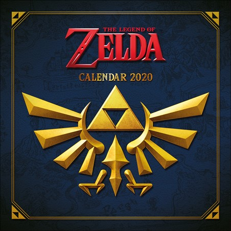 Royal Crest - Zelda 2020