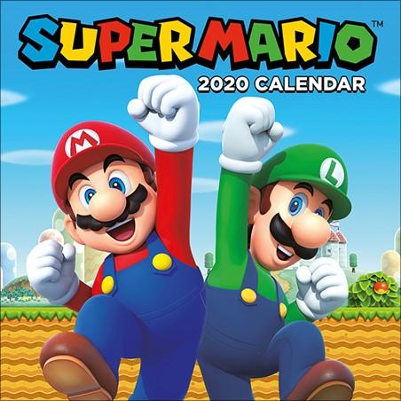 Let's Go! - Super Mario