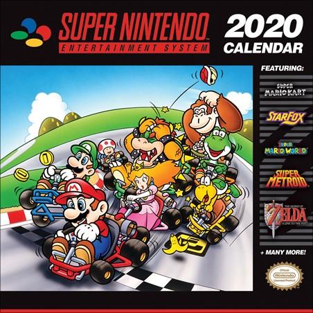 Retro Gaming - Super Nintendo