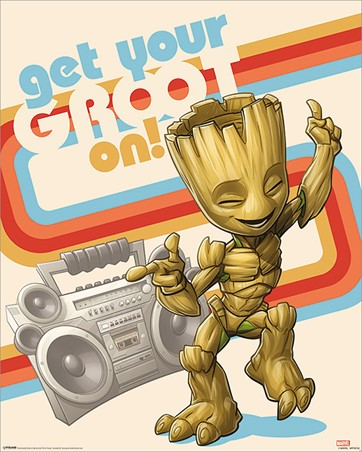 Get Your Groot On - Guardians of the Galaxy Vol. 2