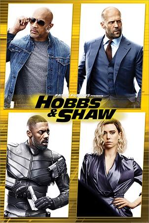 Hobbs & Shaw - Fast & Furious