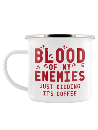 For The Comical Cannibal - The Blood Of My Enemies