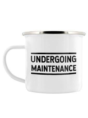 Undergoing Maintenance - Coffee Reboot