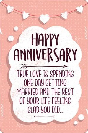 Happy Anniversary - True Love
