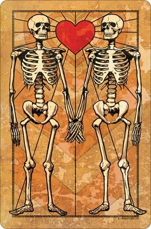 Eternal Love - Skeleton Duo