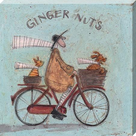Ginger Nuts, Sam Toft