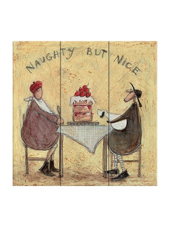 Naughty But Nice - Sam Toft