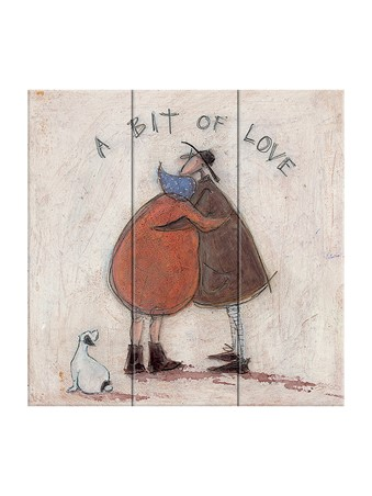A Bit of Love - Sam Toft