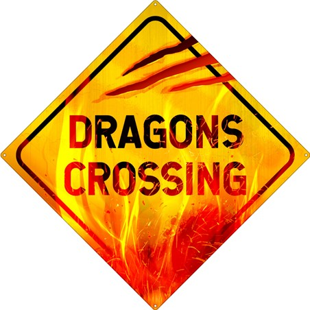 Dracarys - Dragons Crossing