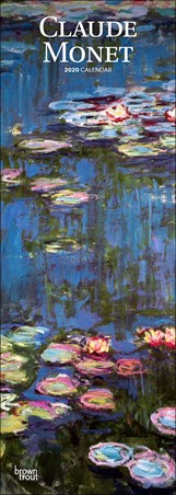 Lilies and Light - Claude Monet