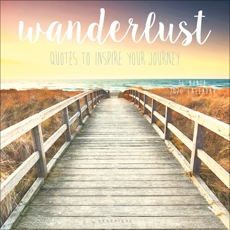 Inspire Your Journey - Wanderlust