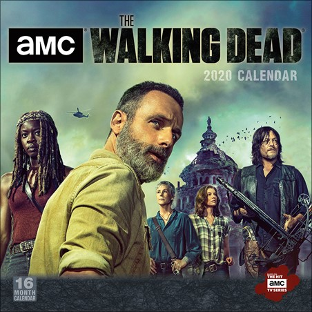 Year of the Walkers - The Walking Dead