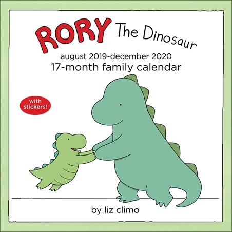 Brand New Explorations - Rory the Dinosaur