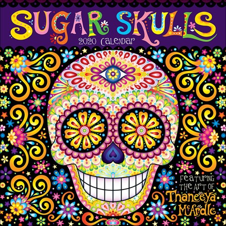 Calavera Celebration - Sugar Skulls