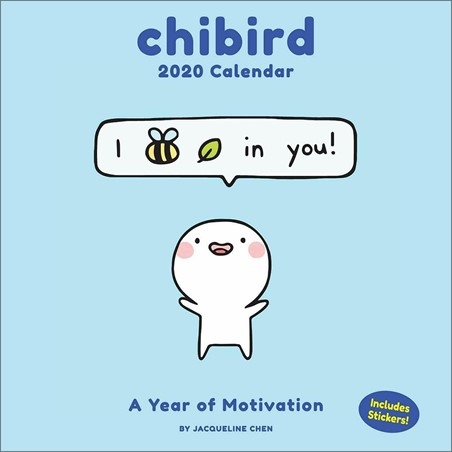 It's The Year For Motivation! - Chibird