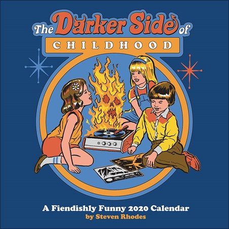 Fiendishly Funny - Darker Side of Childhood
