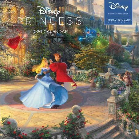 Princesses Aplenty! - Thomas Kinkade Studios: Disney Dreams Collection